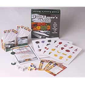 The Original Food Lover's Trivia Game