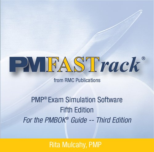 PM FASTrack: PMP Exam Simulation Software, Version 5