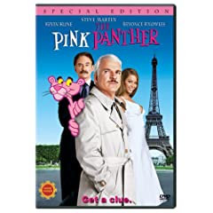 The Pink Panther with Steve Martin