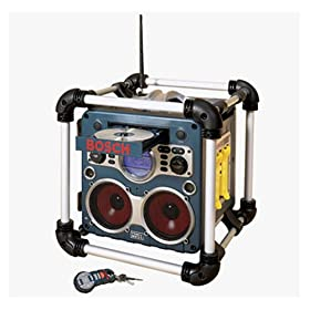1001 ways to save august 2007 factory reconditioned bosch pb10 cdr rt power box advanced job site radio with cd player and remote control for 100 today only at amazon as the gold box fandeluxe Image collections