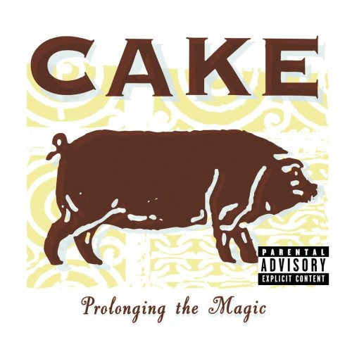 Cake - Prolonging the Magic - Zortam Music