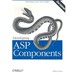 Developing ASP Components (2nd Edition)