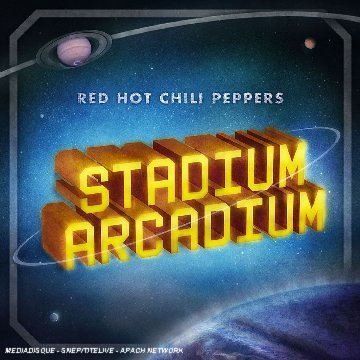 Red Hot Chili Peppers - Stadium Arcadium [2CD Digipak Edition] - Zortam Music