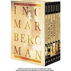 Amazon - Ingmar Bergman: 1918-2007--DVD Tribute - $51.99 shipped