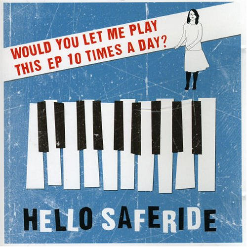 HELLO SAFERIDE - LEAVING YOU BEHIND Lyrics