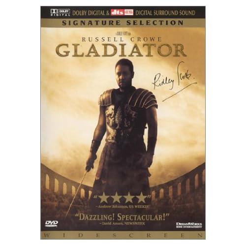gladiator coursework