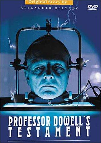 Завещание профессора Доуэля