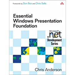 Essential Windows Presentation Foundation