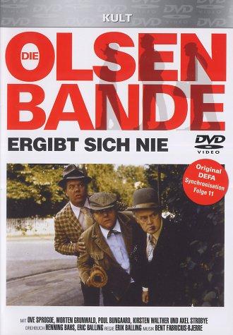 Olsen-banden overgiver sig aldrig / Операция начнется после полудня (1979)