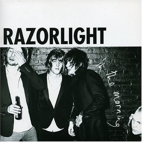 Razorlight - In The Morning - Single - Zortam Music