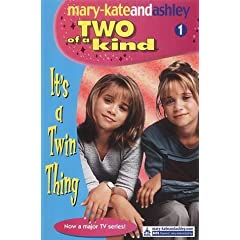 It's a Twin Thing (Two of a Kind Diaries)
