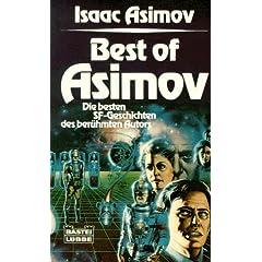 Umschlag von 'Best of Asimov'