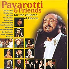 Pavarotti & Friends - For The Children Of Liberia