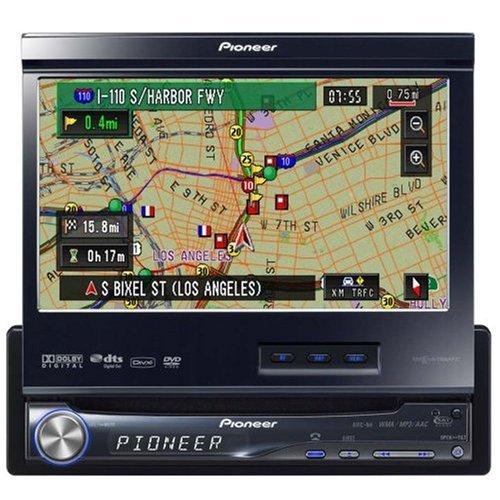 Pioneer Avic N4 In Dash Dvd Multimedia Navigation Receiver