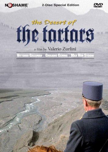 Il Deserto Dei Tartari / Пустыня Тартари (1976)