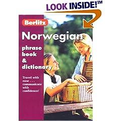 Norwegian Phrase Book & Dictionary