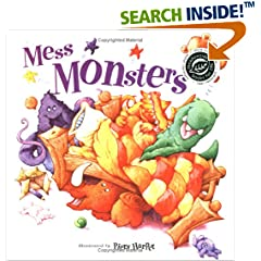 Mess Monsters (Books for Life) (Books for Life)