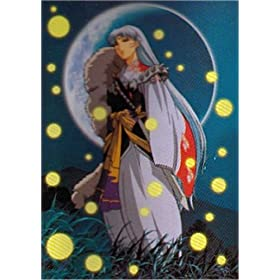 Inuyasha Cloth Wall Scroll Poster X291