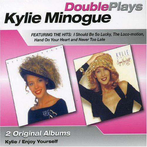 Kylie Minogue - Kylie/Enjoy Yourself [Australian Import] - Zortam Music
