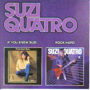 Suzi Quatro - 3. Oldie-Night  CD 1 - Lyrics2You