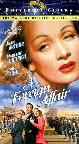 A Foreign Affair / Зарубежный роман (1948)