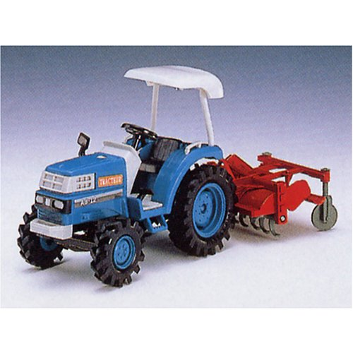 DK-5001 トラクター(ロータリー付き)