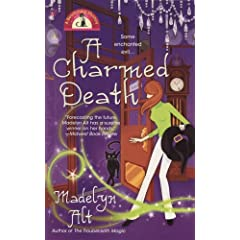 A Charmed Death (Berkley Prime Crime Mysteries)