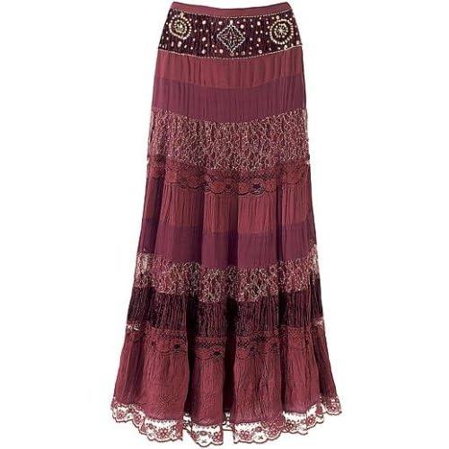 Куплю длинную цыганскую юбку в пол на рост 175 см.