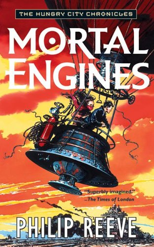Mortal Engines at Amazon.com
