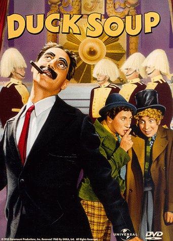 Duck Soup / ������ ��� (1933)