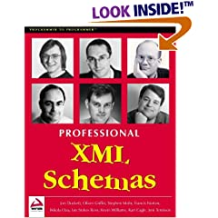 Professional XML Schemas
