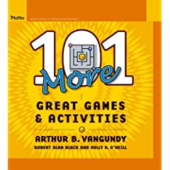 101 More Great Games & Activities