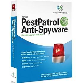 eTrust Pest Patrol Anti-Spyware 2007