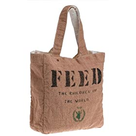 Charity Shopping Bag