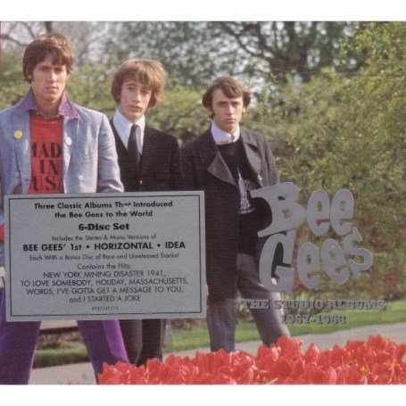 Bee Gees - Horizontal - Zortam Music