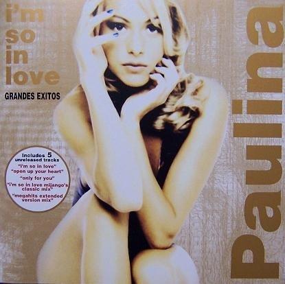 Paulina Rubio - Serie De Oro - Grandes Exitos (I
