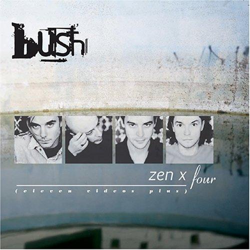 Bush - Zen X Four + Bonus dvd - Zortam Music