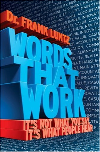 Words That Work: It
