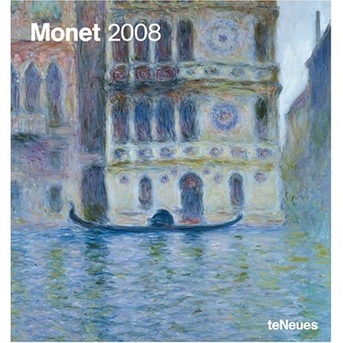 Monet 2008 Poster Calendar