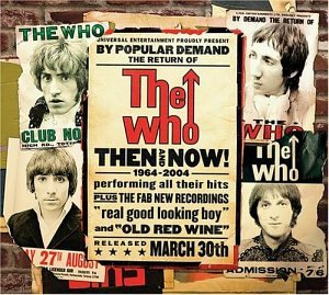 The Who - Then And Now_ 1964-2004 - Zortam Music