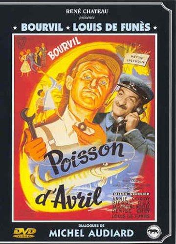Poisson d'Avril / Апрельская рыбка (1954)