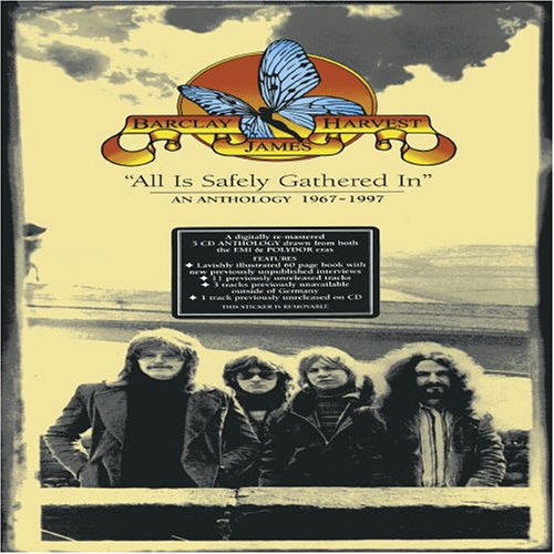 Barclay James Harvest - All Is Safely Gathered In: An Anthology 1967-1977 - Zortam Music