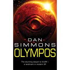Cover von 'Olympos'