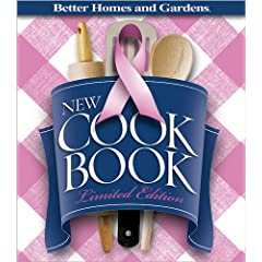 pink cookbook from Better Homes and Gardens