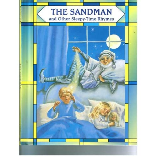The Sandman and Other Sleepy-Time Rhymes, Mastrangelo, Judy (illustrator)