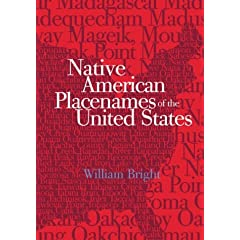 Native American Placenames