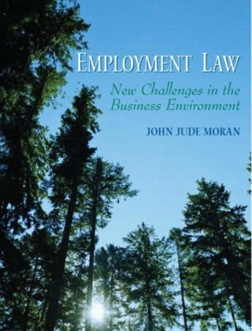 Employment Law (3rd Edition)