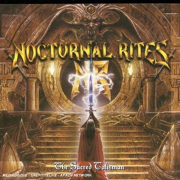 Nocturnal Rites - The Sacred Talisman - Zortam Music
