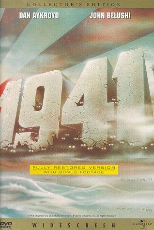 1941 / 1941 (Стивен Спилберг / Steven Spielberg) [1979, США, комедия, военный, DVDRip] AVO (Гаврилов)
