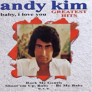 ANDY KIM - Be My Baby Lyrics - Zortam Music